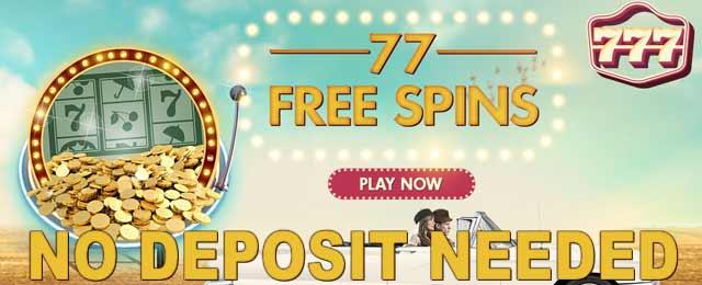 no wagering free spins bonus